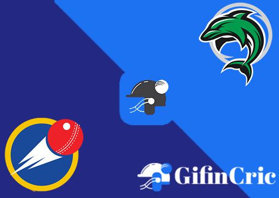 DOL vs KTS Live Score, 2nd Match, Dolphins vs Knights