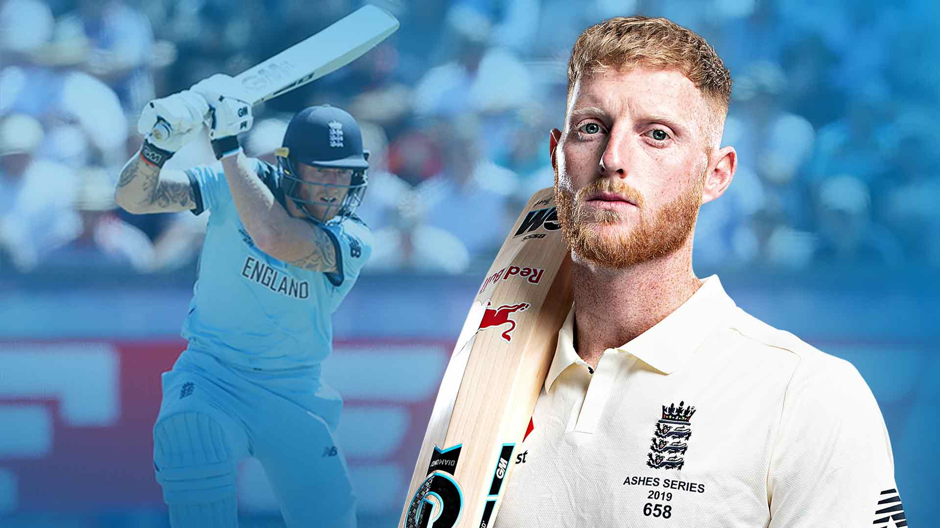 Ben Stokes named Wisden's leading cricketer of the year 2019