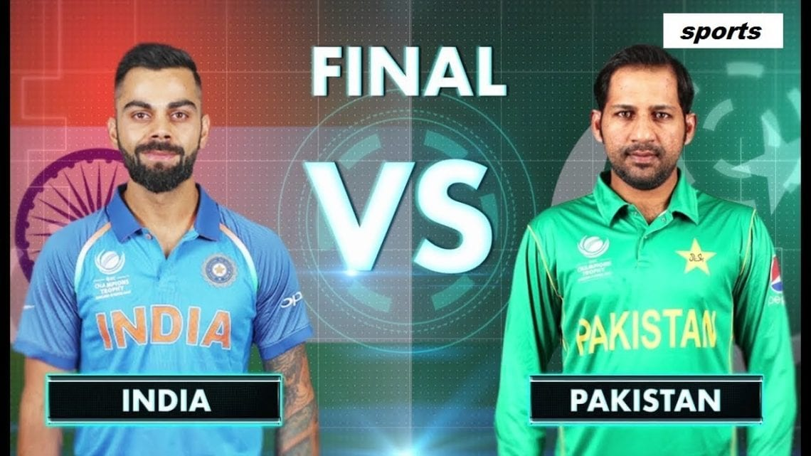 Sunday Special India vs Pakistan- World Cup 2019 — Serey
