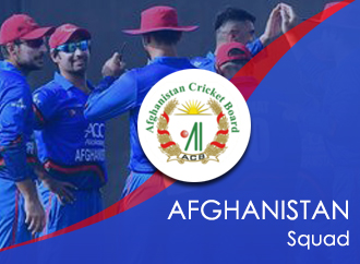 Afghanistan Cricket Team