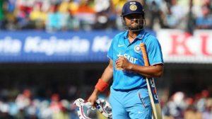 Suresh Raina has struggled against the short-ball in ODIs.