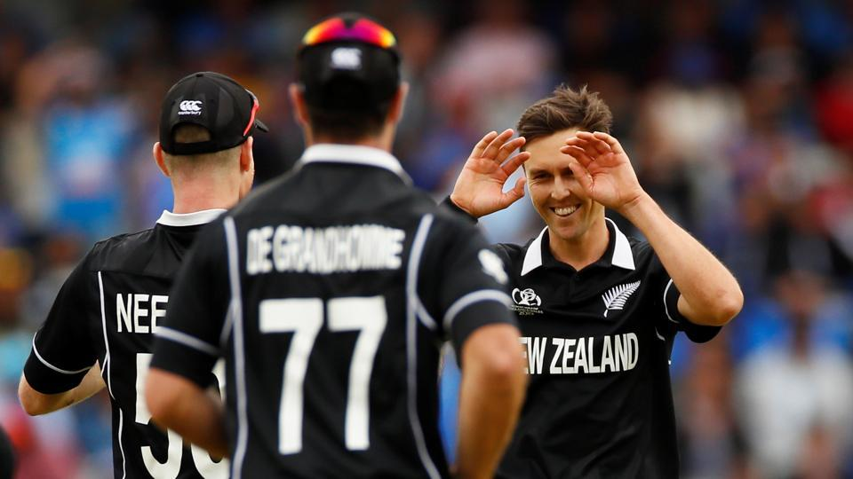 India vs New Zealand Live Score, 1st Semi-Final World Cup